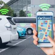 car sharing and car insurance