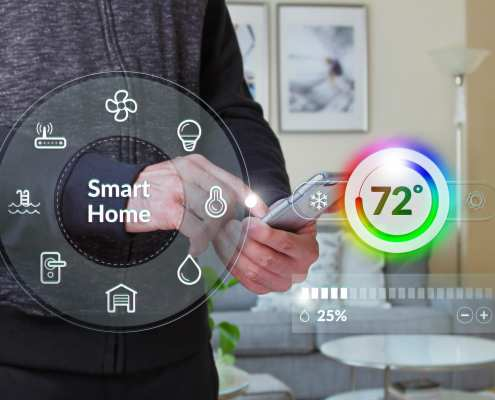smart home can keep it safe and save you money