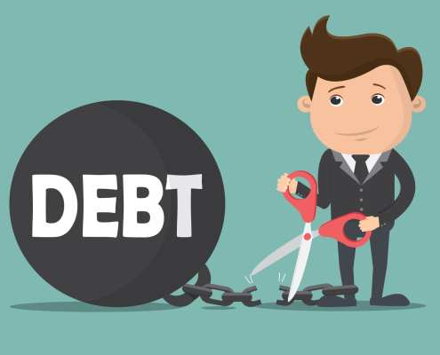 personally liable for business debt