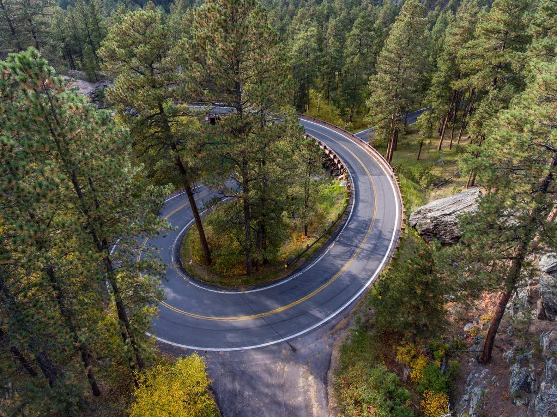 black hills in south dakota usa road trips