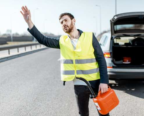 roadside assistance coverage