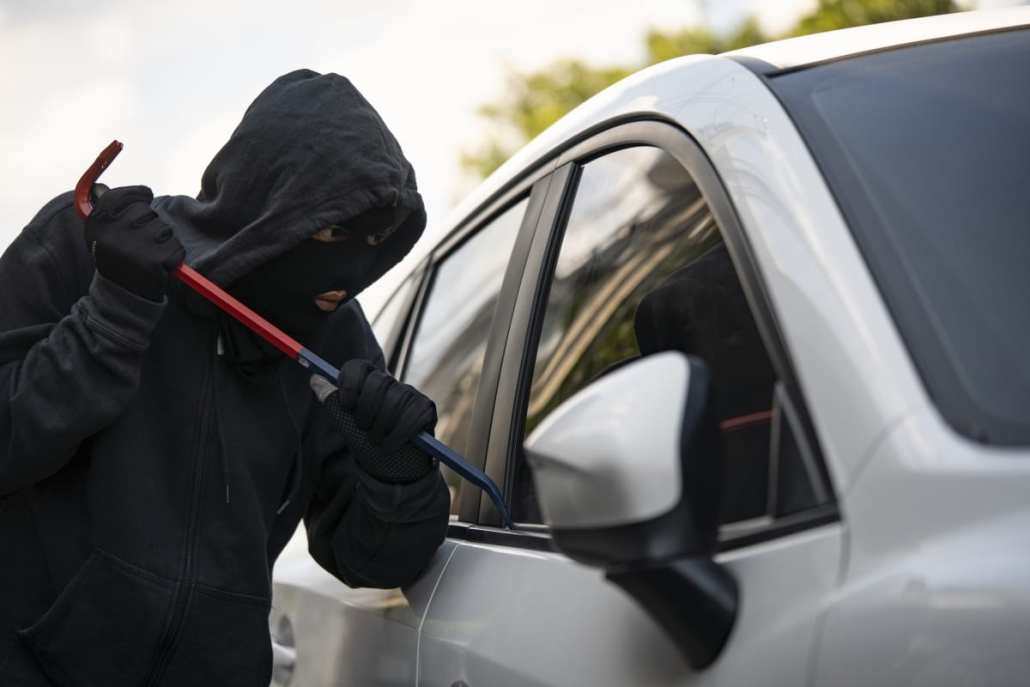 Does Car Insurance Cover Theft? | EINSURANCE