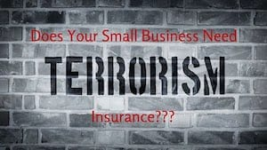 small business terrorism coverage