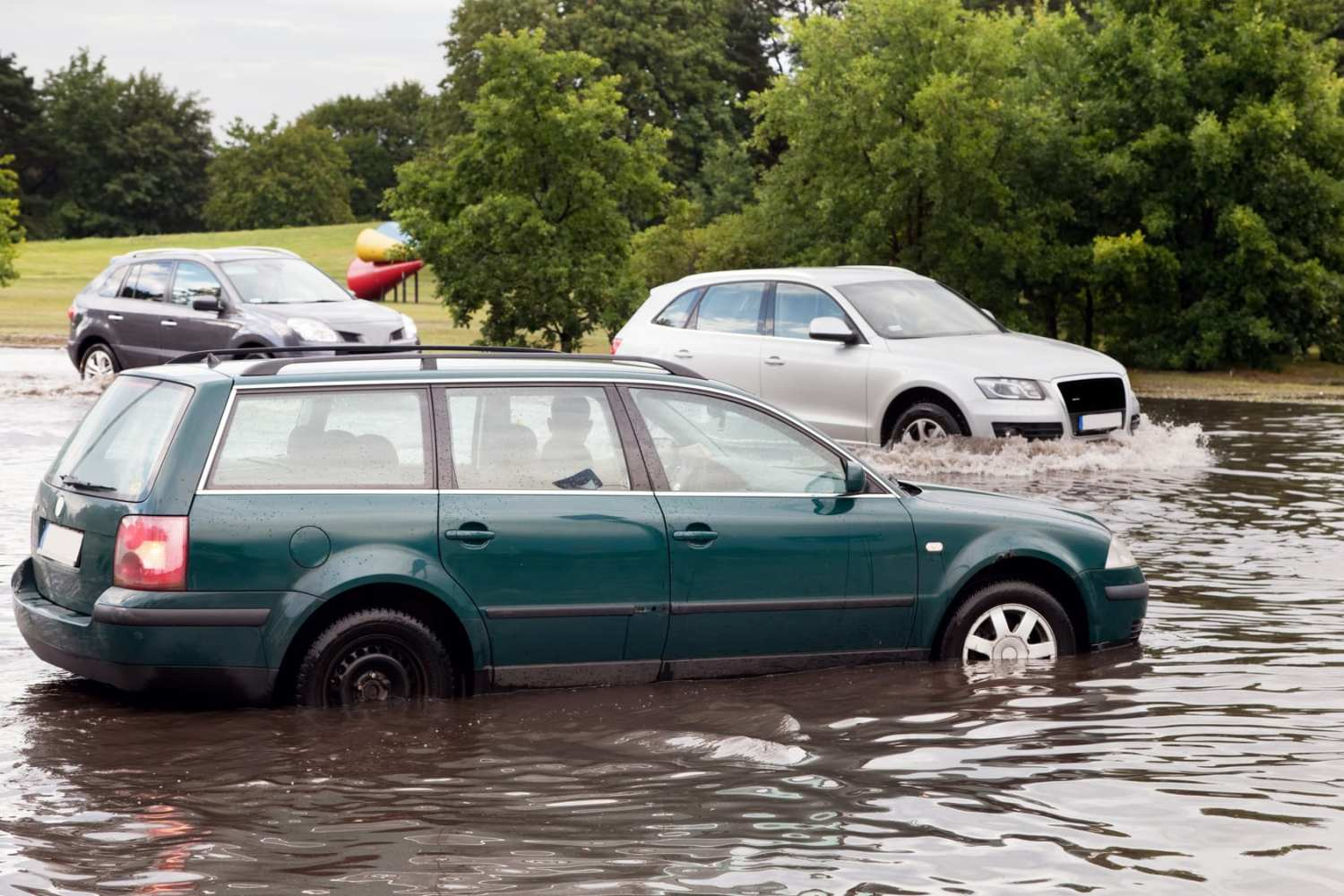 flood damaged cars checklist