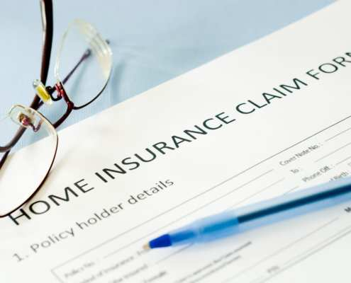 how to file a homeowners insurance claim