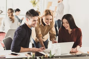 how to keep millennial employees happy at work