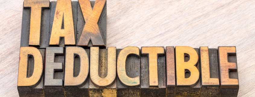 tax deductible life insurance