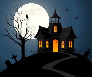keep home safe in halloween
