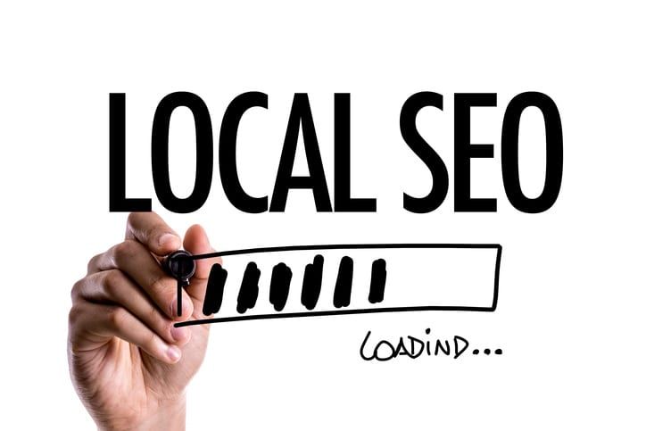 Local SEO loading