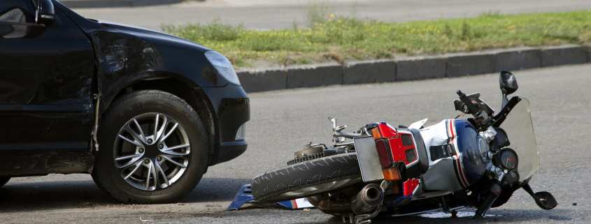 motorcycle crashes