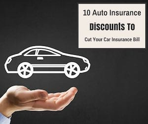 auto insurance discounts to cut your auto insurance