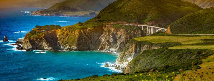 pacific cost highway usa road trips