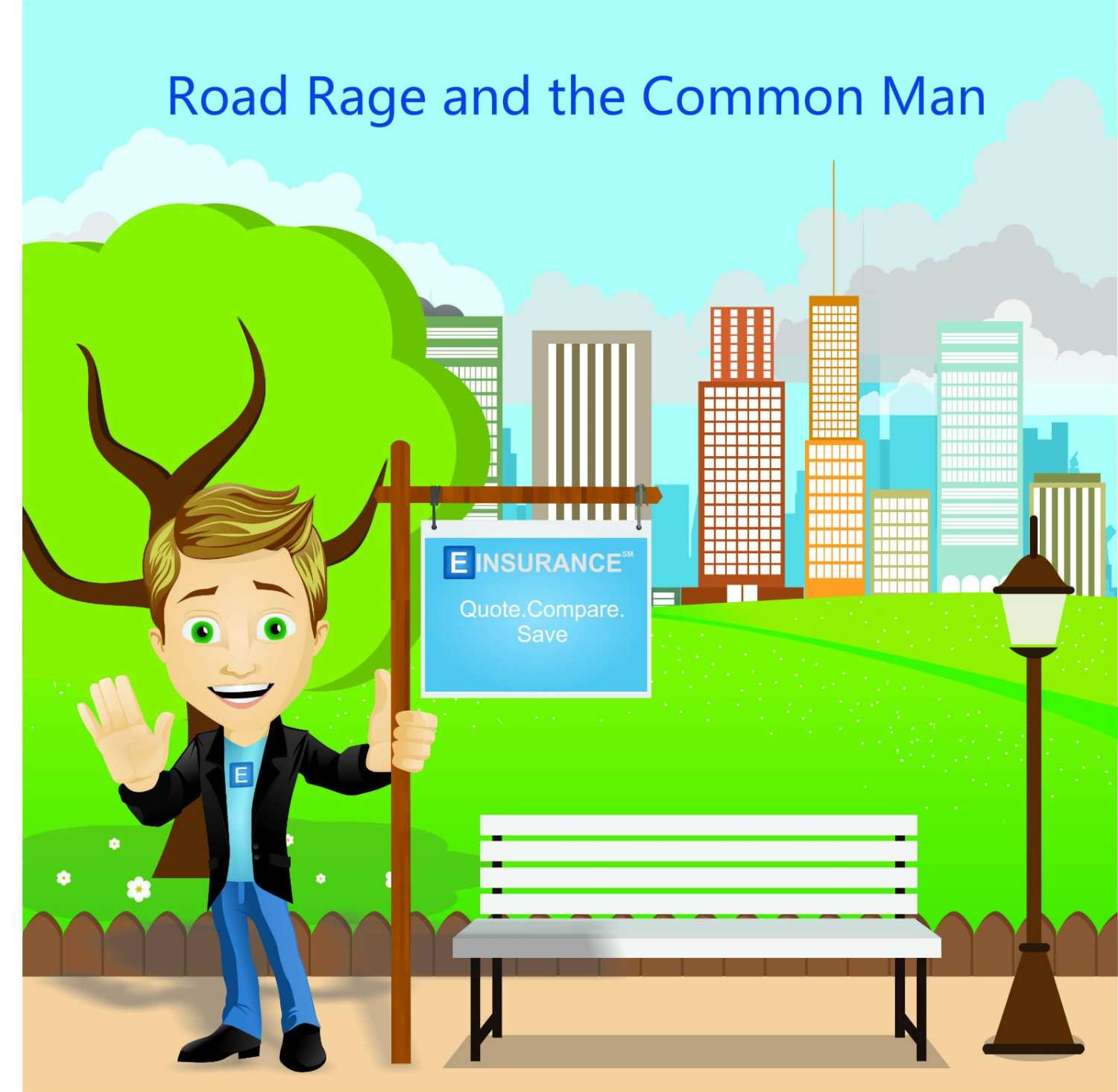 road rage and the common man