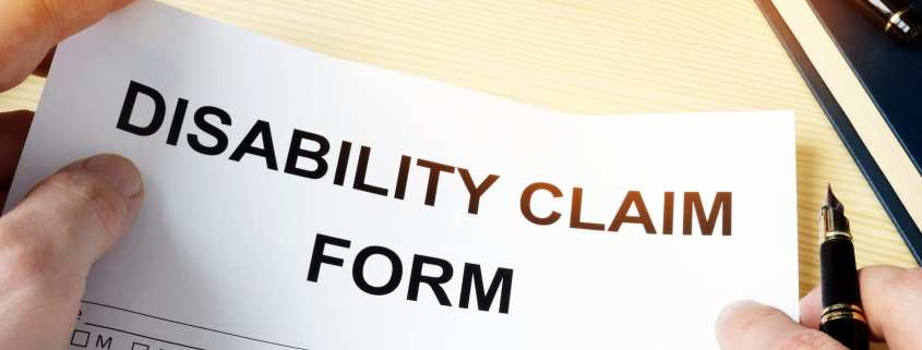 short term disability insurance claim form