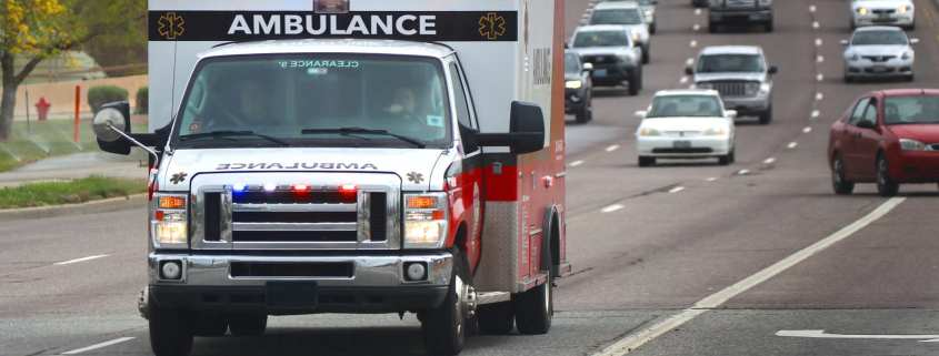 Uber Vs Ambulance What Should I Do Einsurance