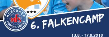 6. Falkencamp bei Eintracht Falkensee