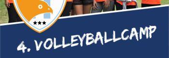 4. Volleyballcamp vom 13. bis zum 17. August