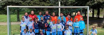Sport, Spiel und Spaß in Strausberg – Ein Erlebnisbericht vom Wochenend-Trainingslager der F1/F2