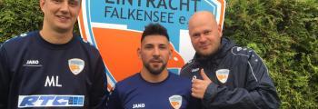 Willkommen in unserem  Team 2019/20 – Erste Herrenmannschaft Eintracht Falkensee e.V.
