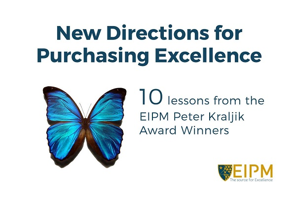 SlideShare cover: New Directions for Purchasing Excellence