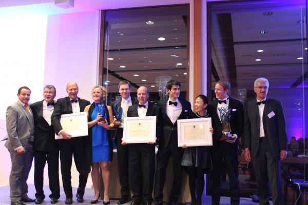 award winners 2014