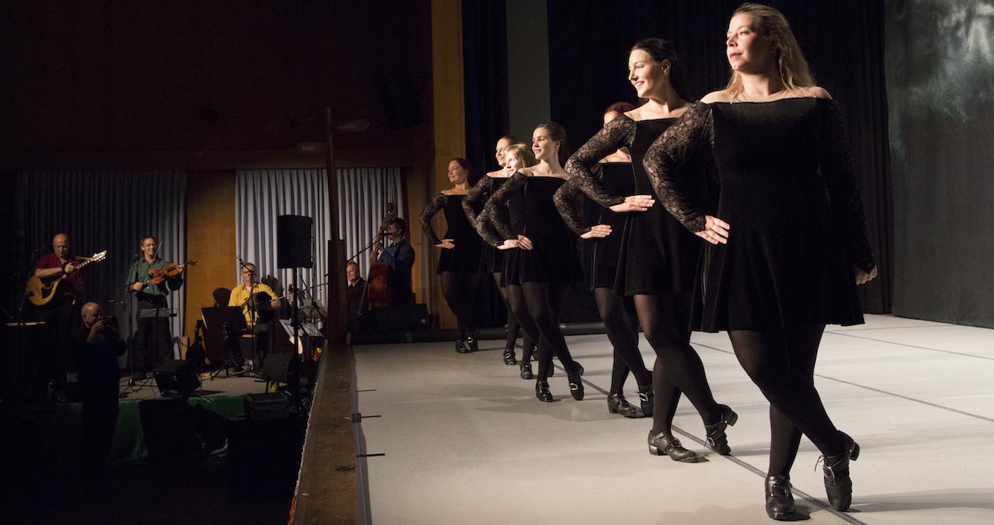 Éirinn Irish Dance Shows Schweiz