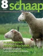 Cover Het Schaap editie 8 van 2015