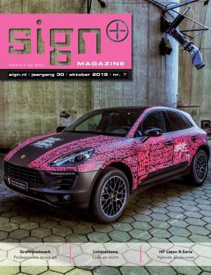 Sign+ Magazine 7-2018