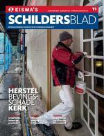 Eismas Schildersblad nummer 11 2018 cover