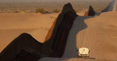 Os muros do Oriente Médio e do Norte da África que ''ninguém'' conhece