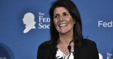 Evangélica, nova embaixadora dos EUA na ONU defenderá Israel