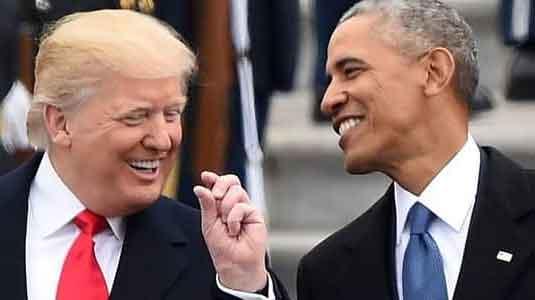 Trump e Obama: O que mudou entre eles sobre homossexualidade e Arábia Saudita?