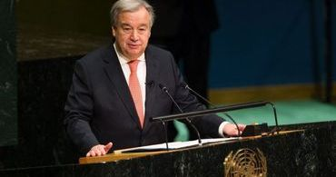 Novo secretário-geral da ONU reconhece ligação de judeus e Jerusalém
