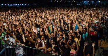"""Palmas realiza """"carnaval gospel"""" para mais de 180 mil"""