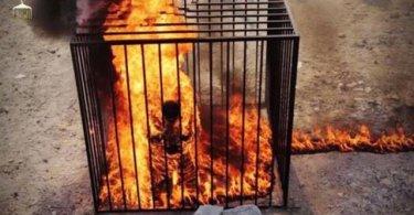 Cristão é queimado vivo pelo Estado Islâmico no Egito
