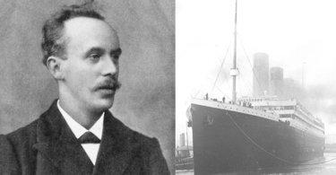 Pastor que estava no Titanic morreu pregando durante naufrágio