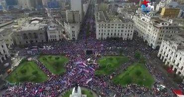 Marcha contra a ideologia de gênero reúne milhões no Peru
