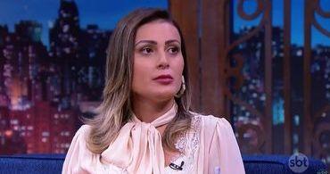 """Andressa Urach testemunha na TV: """"Pertenço à Universal, que é uma fé inteligente"""""""