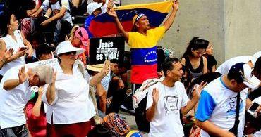 Pastores da Venezuela esperam um avivamento em meio ao caos social