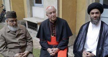 """Papa recebe líderes muçulmanos para promoção do """"islã moderado"""""""