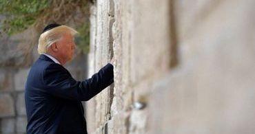 "Trump visita a Israel, anunciando ""paz e segurança"""