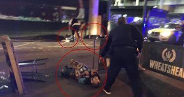 """Novos ataques terroristas em Londres: """"Isso é por Allah"""""""
