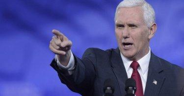 """""""Israel e seu povo testemunham a fidelidade de Deus"""", diz vice-presidente dos EUA"""