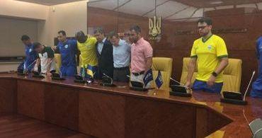Jogadores cristãos se destacam na Ucrânia com testemunhos