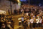 """Liga árabe e Nações Unidas pressionam Israel: """"brincando com fogo"""""""