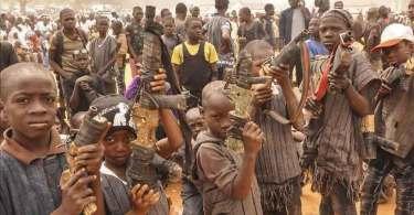 Cresce o número de crianças usadas como 'bombas humanas' pelo Boko Haram