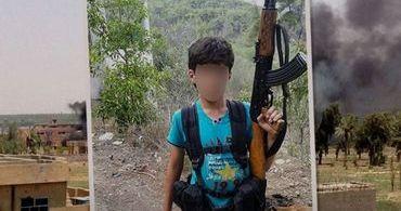 Crianças e adolescentes abandonam EI e fogem para a Europa