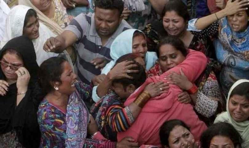 Resultado de imagem para martires no paquistao