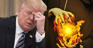 """Bruxas lançam feitiços contra Trump e evangelista responde: """"Só irão aumentar as orações por ele"""""""