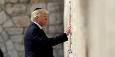 """Trump promete que em breve Israel terá """"acordo final"""" de paz"""